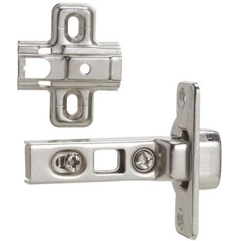 Bisagra Cazoleta Con Clip Acodada 35 mm - NEOFERR