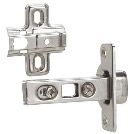 Bisagra cazoleta con clip recta 35 mm.