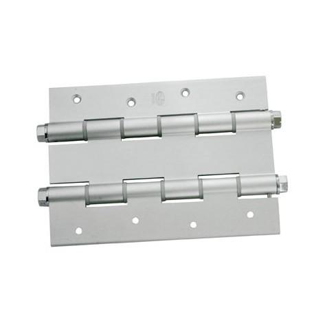 Bisagra Doble Accion Plata - AMIG - 3035 - 180X133,5