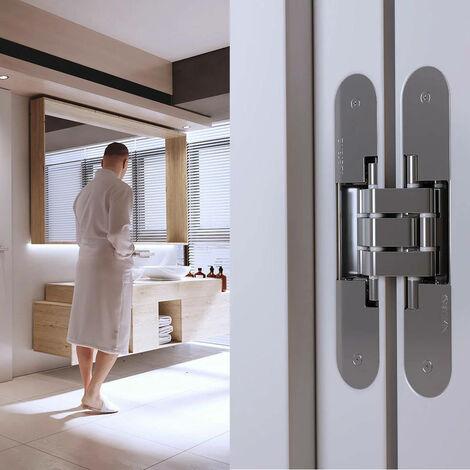 Bisagra Kubica K7316 Kinox 120/140Kg Inox.316 - Inox