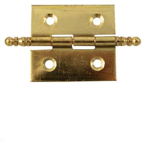 Bisagra Latonada Remate Alto - LIM - 207-100 - 30X30 MM