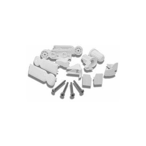 Bisagras de empaque de reemplazo con tapas jóvenes 1b - 2b Novellini R02YOB2G