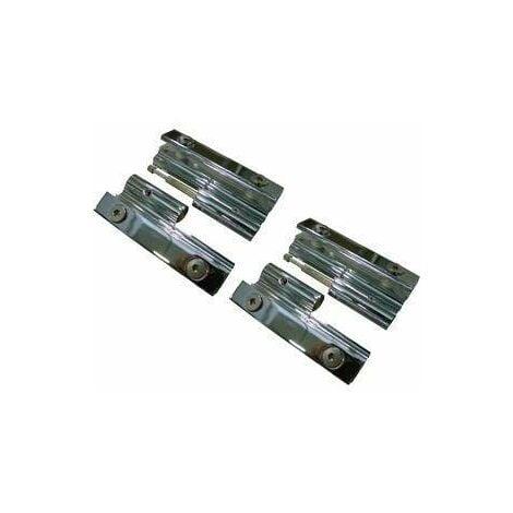Bisagras de recambio para mamparas de ducha Novellini Louvre R02OTSMO1-K