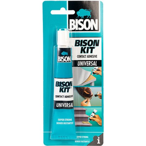 Bison 6305326 Kit Contact Adhesive 50ml