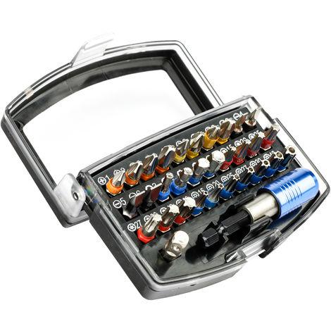 "6 x SchrauberBits TX25 x 25 mm 1//4/"" S2-Stahl High Quality Bit TORX 1//4 Zoll"