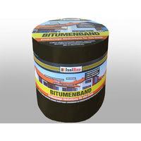 Bitumenband 300 mm x 10 m Schwarz Dachreparatur Aluminiumband Aluband Dach