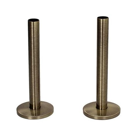 BiWorld Antique Brass 15mm x 130mm Tails and Decoration Cover EV-TC130AB