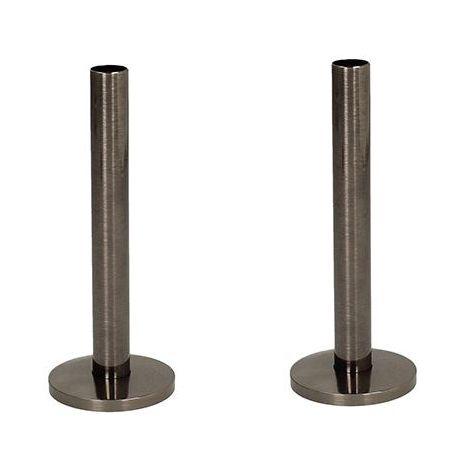 BiWorld Black Nickel 15mm x 130mm Tails and Decoration Cover EV-TC130BN