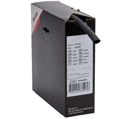 bizline 217001 | gaine thermoretractable devidoir 3/1 sans adhesif 3/1 mm 12