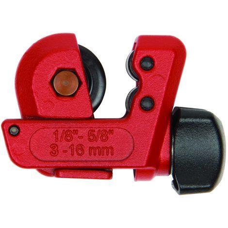 bizline 400065 | mini coupe-tubes cuivre 3 à 16 mm