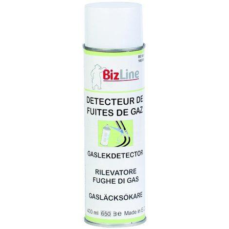 bizline 400100 | détecteur de fuites de gaz 400 ml