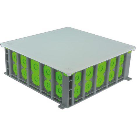 bizline 502525   boîte pavillonaire r'box 250 x 250 x 80 mm
