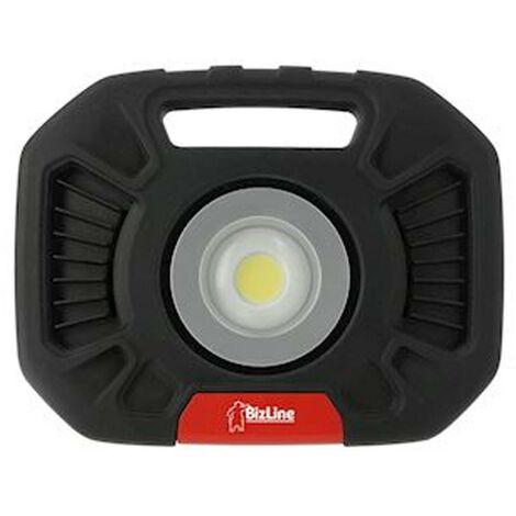bizline 625039   bizline 625039 - projecteur led 40 w dimmable rechargeable