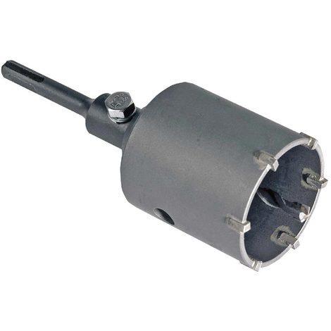 bizline 700185 | scie cloche béton sds+ Ø 68 mm 120 mm