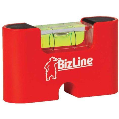 """main image of """"bizline 700386   mini niveau spécial électricien 7 cm"""""""