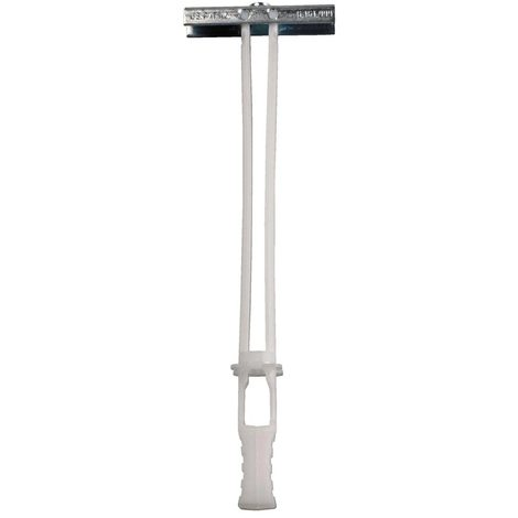 bizline 710156 | bascule ajustable pour cloisons creuses Ø 6 mm (x 50)