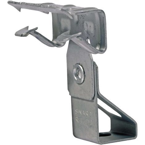 bizline 710377 | attache ipn pour tiges filetées m6 4-10 mm (x 25)