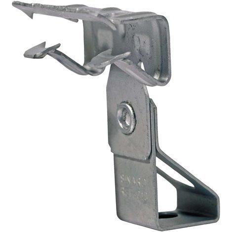 bizline 710378 | attache ipn pour tiges filetées m6 10-15 mm (x 25)