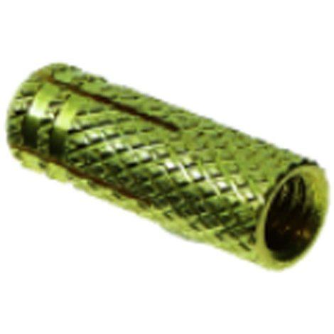 bizline 720100   cheville laiton m6 x 23 mm (x 100)