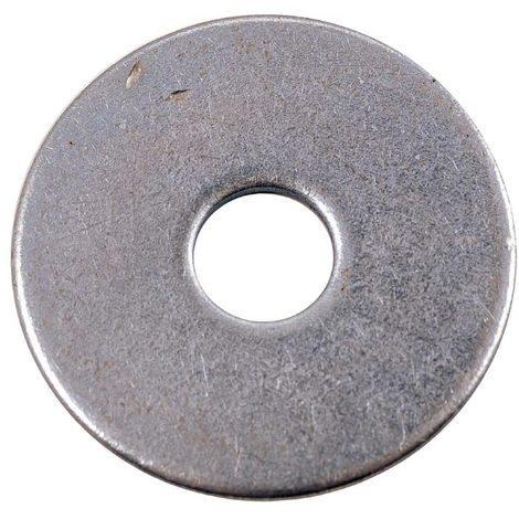 "main image of ""bizline 770177   rondelle plate large m6 (x 100)"""
