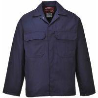 Bizweld (tm) Flame Retardant Jacket