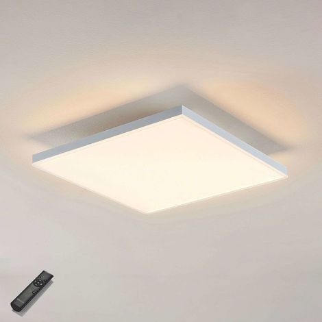 Blaan CCT LED panel with remote, 39.5 x 39.5 cm