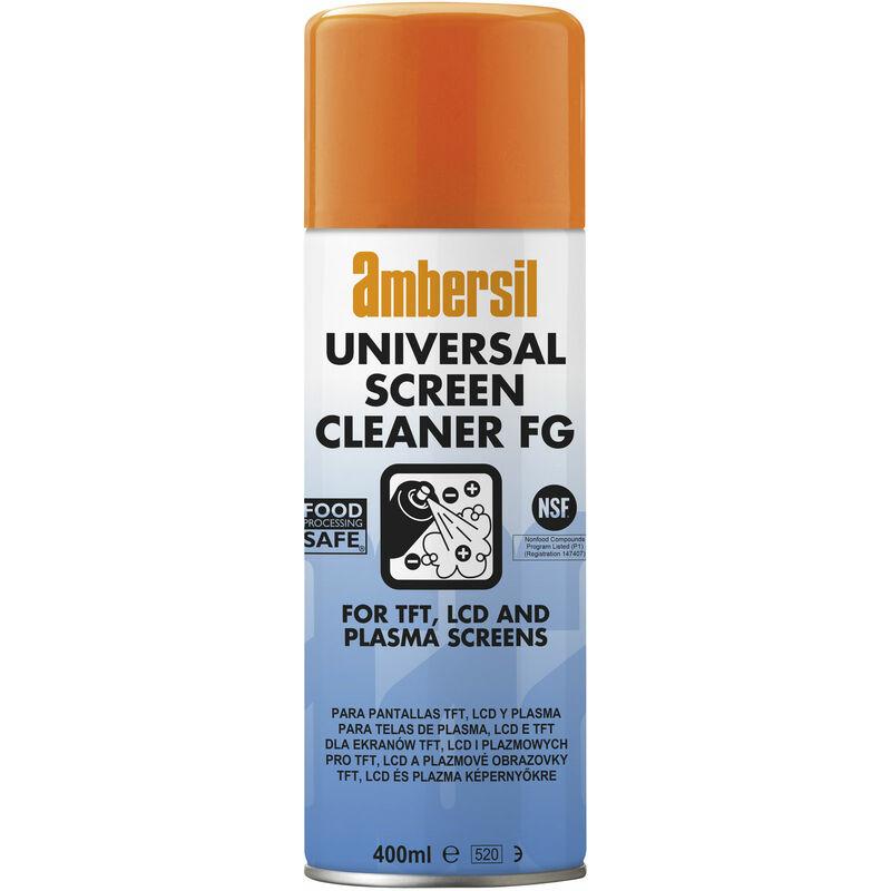 Image of 30236-AA Universal Screen Cleaner FG 400ml - Ambersil