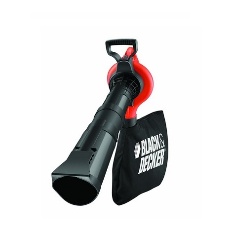 Black and Decker - Aspirateur souffleur broyeur 2800W - GW2810 - TNT