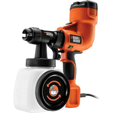 Black and Decker HVLP200 Hand Held Fine Spray Paint System HVLP 200 Sprayer
