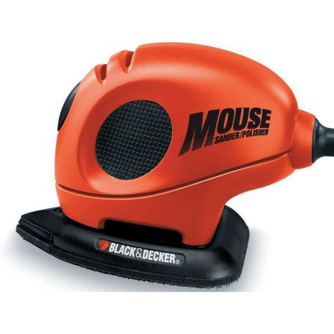 Black and Decker KA161BC-GB Mouse
