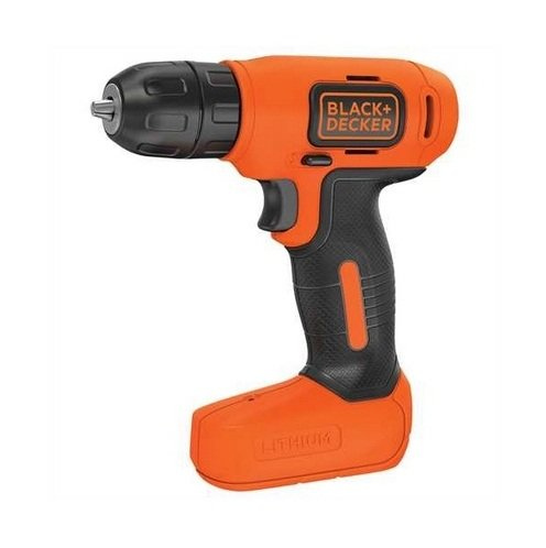 Black and Decker - Perceuse visseuse compact 7,2V 1,5Ah Li-Ion - BDCD8K