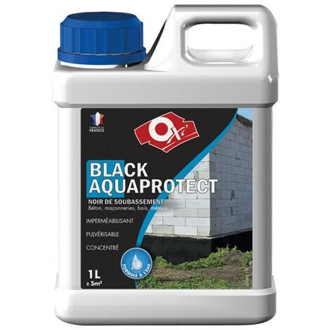 BLACK AQUAPROTECT SOUBASSEMENTS 1L (Vendu par 1)