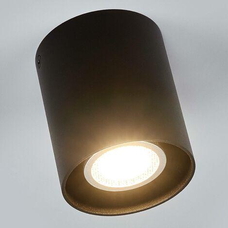 Black ceiling light Carson