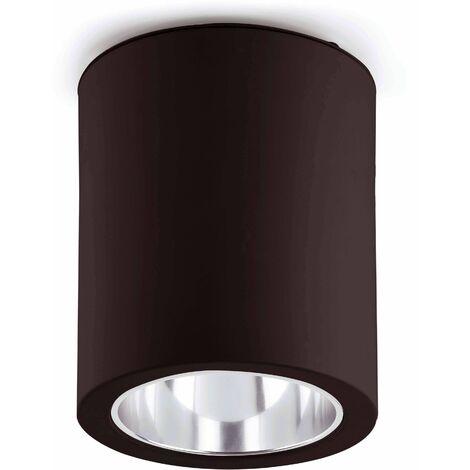 "main image of ""Black ceiling light Pote 1 bulb"""