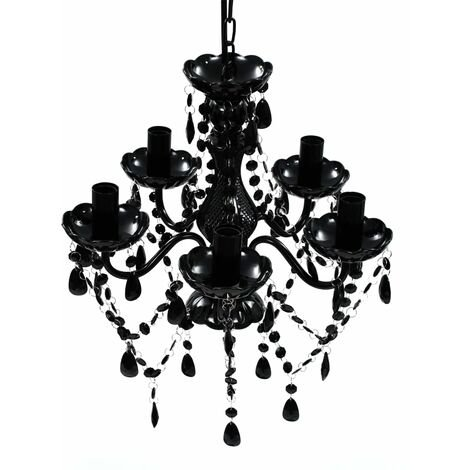 BLACK Crystal Light 5 Bulb - Black