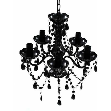 BLACK Crystal Light 5 Bulb VD08153