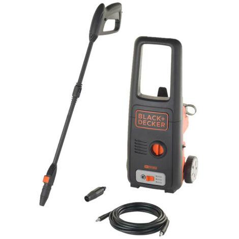BLACK & DECKER 120 bar - Limpiador de alta presión 1500W