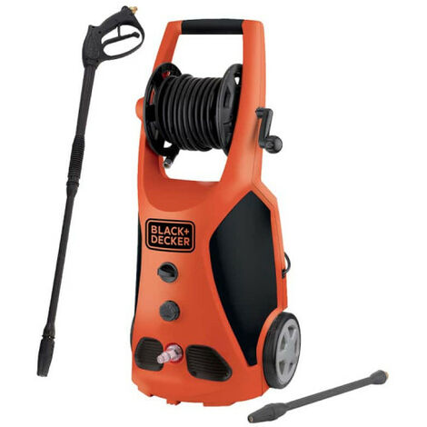 BLACK & DECKER 140 bar - 2100W high pressure cleaner