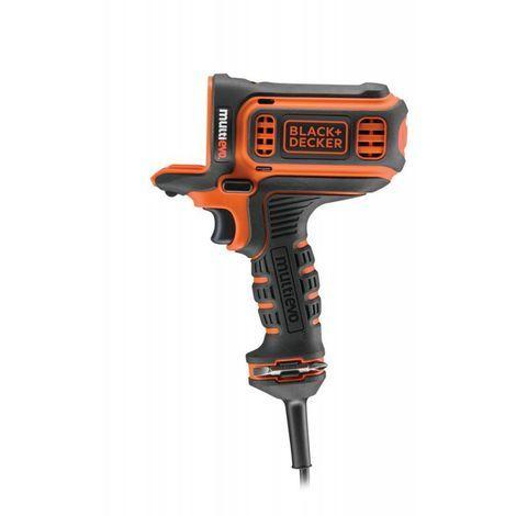 Black + Decker 300W corded Multievo™ multi-tool with drill driver head