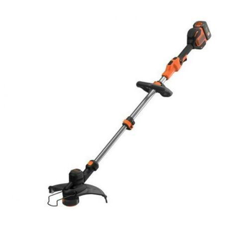 BLACK & DECKER 36V 2.5AH LITHIUM BATTERY GRASS TRIMMER WITH POWER COMMAND SYSTEM BCSTE636L1-QW