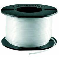 Black & Decker A6046 37.5m Replacement Strimmer Line - Filo Nylon