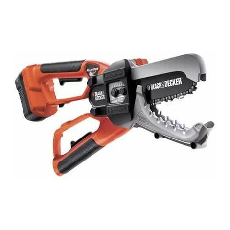 Black & Decker Alligator sans fil 18V GKC1000 1,5 Ah
