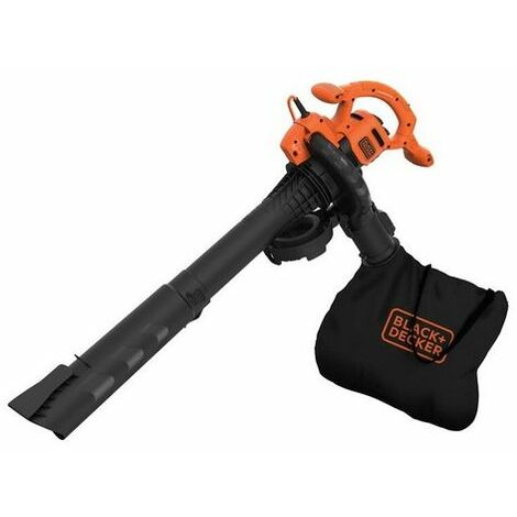 Black & Decker BEBLV260-GB 3-in-1 Electric Leaf Blower 2600W 240V