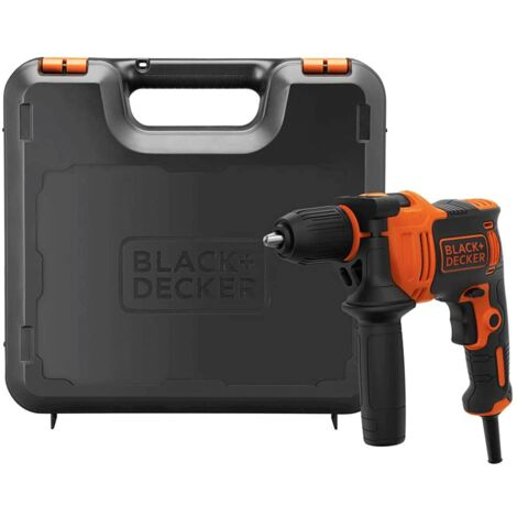 Black & Decker BEH550K 240v Percussion Drill 13mm Keyless Chuck
