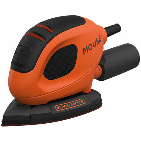 Black+Decker BEW230-GB Heritage Mouse Sander 55W 240V