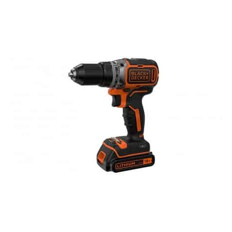 Perceuse visseuse sans fil 18V Black&Decker