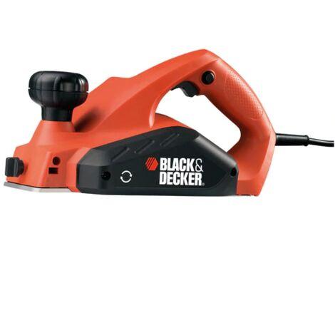 Black-decker Black + Decker Rabot électrique 650 W lames réversibles W 712