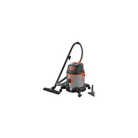 Black+Decker BXVC30XTDE Aspiratore Solidi e Liquidi (1600 W, 30 l)