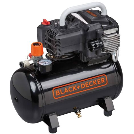 BLACK+DECKER Compresor de aire 12 L 230 V