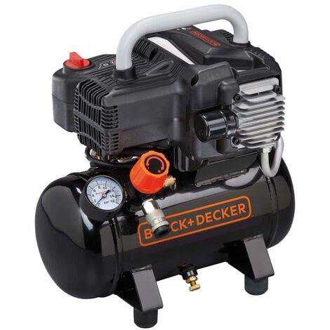 BLACK+DECKER Compresor de aire 6 L 230 V